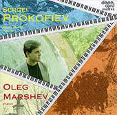 Prokofiev: Piano Music Vol 5 / Oleg Marshev