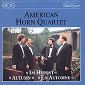 American Horn Quartet - Autumn