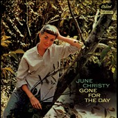 June Christy: Gone for the Day