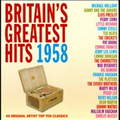 Various Artists: Britain's Greatest Hits 1958