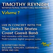 International Repertoire Recordings, Vol. 7 - works by Hesketh, Ranki, Tomlinson, Bennett et al. / Timothy Reynish