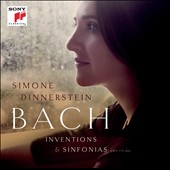 Bach: Inventions & Sinfonias, BWV 772-801 / Simone Dinnerstein, piano