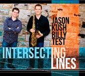 Jason Kush/Billy Test: Intersecting Lines [Digipak]