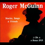 Roger McGuinn: Stories, Songs & Friends [Box] *