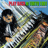Play Bach in Tokyo 1991
