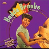 Hadda Brooks: Queen of the Boogie and More *