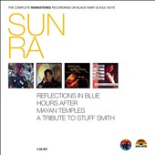 Sun Ra: The Complete Remastered Recordings on Black Saint & Soul Note [Box]