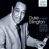 Duke Ellington: A Giant Among Giants: The Best LPs 1950 to 1961