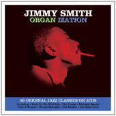 Jimmy Smith (Organ): Organ Ization
