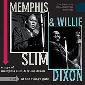 Memphis Slim/Willie Dixon: Songs of Memphis Slim