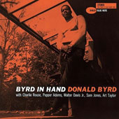 Donald Byrd: Byrd in Hand