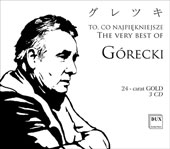 The Very Best of Górecki / various artists [3 CDs]