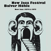 Various Artists: New Jazz Festival Balver Hohle: New Jazz