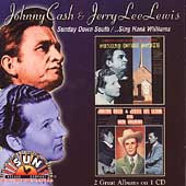 Johnny Cash: Sunday Down South/Sings Hank Williams