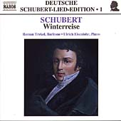 Deutsche Schubert-Lied-Edition 1 - Winterreise