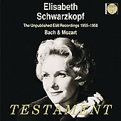 Elisabeth Schwarzkopf - Unpublished EMI Recordings 1955-58
