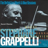 St&#233;phane Grappelli: Sweet Chorus