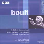Great Performers of the Twentieth Century - Sir Adrian Boult