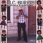 J.C. Burris: Blues Professor
