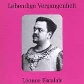 Lebendige Vergangenheit - L&#233;once Escala&#239;s