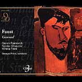 Gounod: Faust / Pr&ecirc;tre, Raimondi, Ghiaurov, Freni, et al