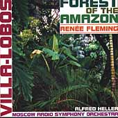 Villa-Lobos: Forest of the Amazon / Heller, Fleming, et al