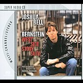Bernstein: West Side Story Suite, etc / Bell, Zinman, et al