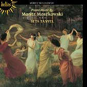 Moszkowski: Piano Music Vol 2 / Seta Tanyel