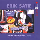 SCENE  Satie: Piano Music Vol 5 / Schleiermacher
