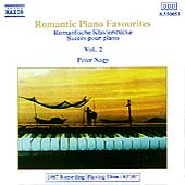 Romantic Piano Favourites Vol 2 / Péter Nagy