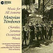 Music for All Seasons / Moravian Trombones