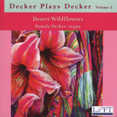 Decker Plays Decker Vol 2 - Desert Wildflowers