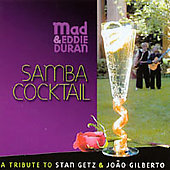 Mad (Latin): Samba Cocktail *