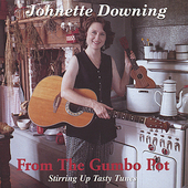 Johnette Downing: From the Gumbo Pot