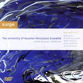 Surge / University of Houston Percussion Ensemble