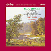 Berwald: Chamber Music / Gaudier Ensemble