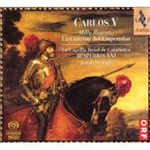 Carlos V, Mille Regretz. Capella Reial/Savall