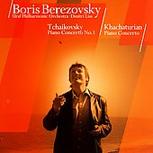 Tchaikovsky, Khachaturian: Piano Concertos / Berezovsky