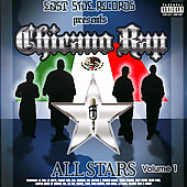 Various Artists: Chicano Rap Allstars, Vol. 1 [PA]