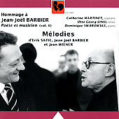 Hommage &#224; Jean-Jo&#235;l Barbier Vol 2 / O.G. Linsi, C. Martinet