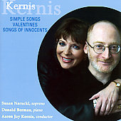 Kernis: Songs of Innocents / Narucki, Berman, et al