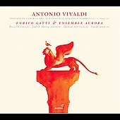Vivaldi: Trio Sonatas (12) for 2 Violins and Basso Continuo Op 1 / Gatti, Aurora Ensemble