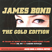 City of Prague Philharmonic Orchestra: James Bond: The Gold Collection 45 Years