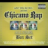 Various Artists: Chicano Rap All Stars [Box Set] [Box] [PA]