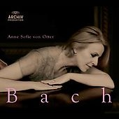 Bach - Arias, etc / Anne Sofie von Otter, Lars Ulrik Mortensen, Concerto Copenhagen