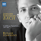 Bach: Goldberg Variations BWV 988 / Ronald Hawkins