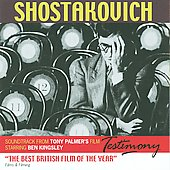 Testimony: The Story of Shostakovich