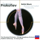 Prokofiev: Ballet music