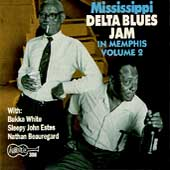 Various Artists: Mississippi Delta Blues Jam in Memphis, Vol. 2