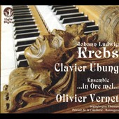 Johann Krebs: Clavier &#220;bung